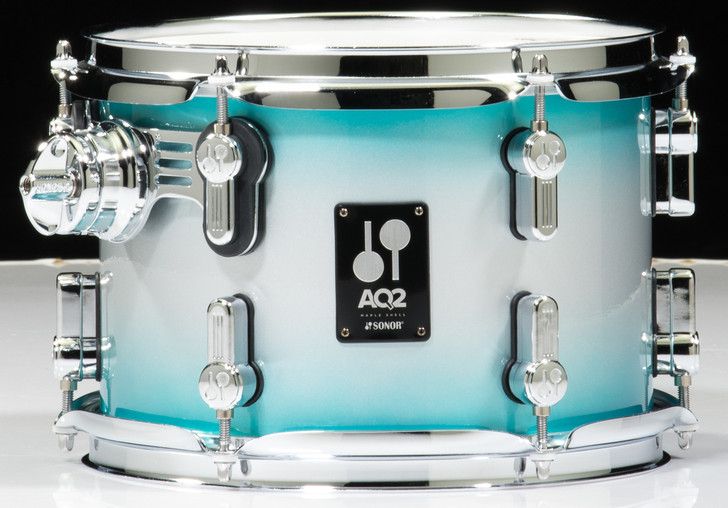 Sonor AQ2 10x7 Tom - Aqua Silver Burst
