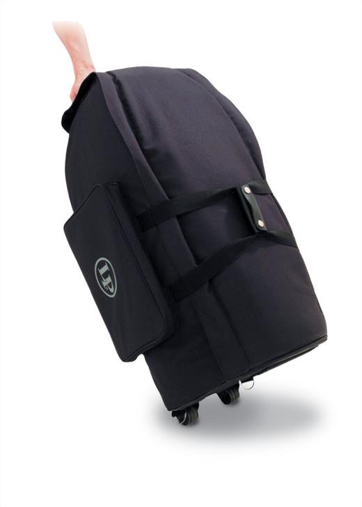 LP Pro Conga Bag With/Wheels