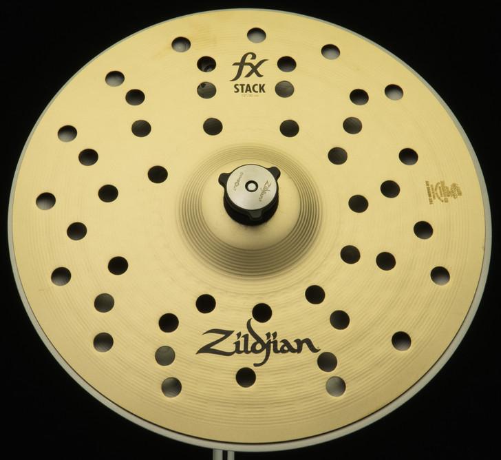 "Zildjian 12"" FX Stack Pair w/Mount"