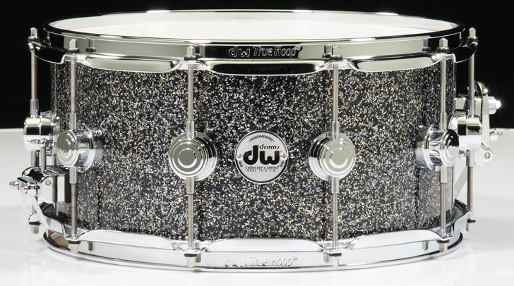 DW Collector's Series Snare 6.5x14 - Black Galaxy