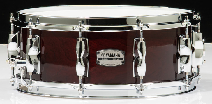 Yamaha Recording Custom 14x5.5 Snare Drum - Classic Walnut