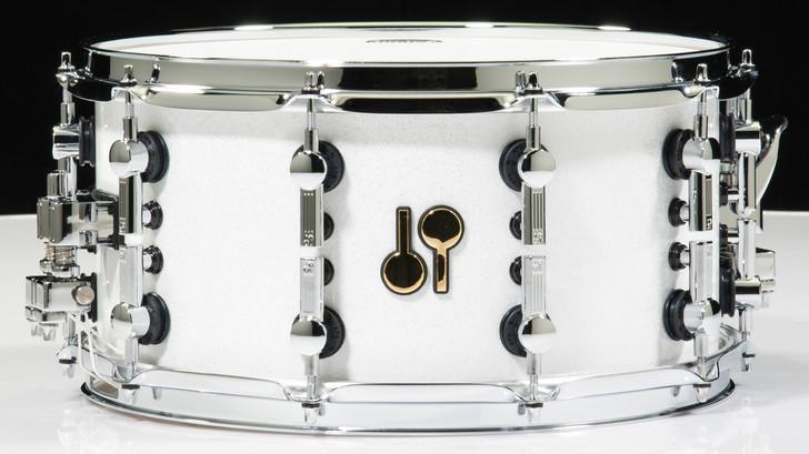 Sonor SQ2 Snare Drum 14 x 7 White Sparkle