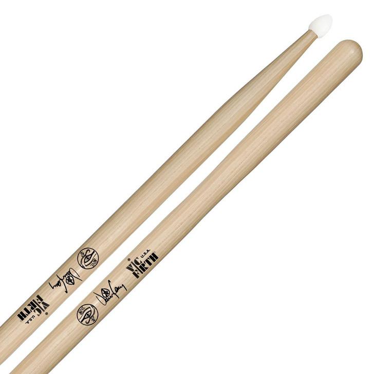 Vic Firth Signature Series - Danny Carey Nylon Tip Drum Sticks