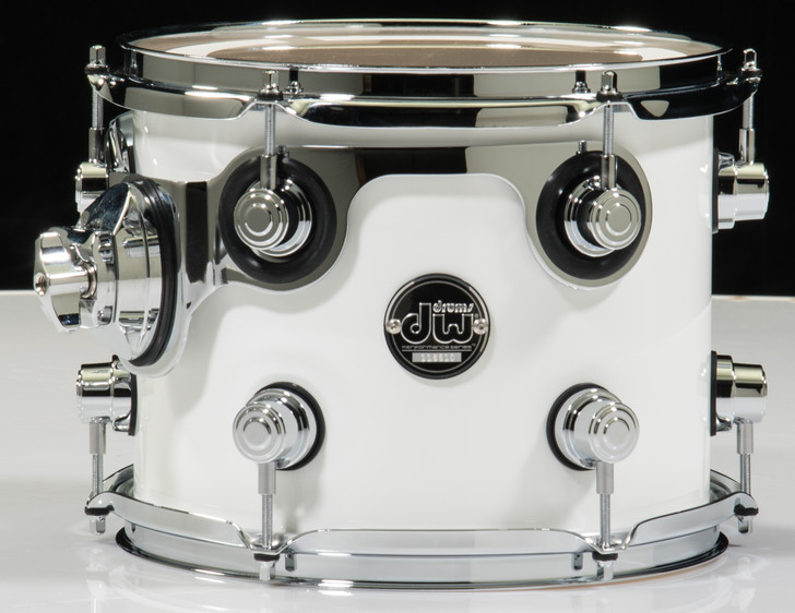 DW Performance Series 8x10 Tom - Gloss White