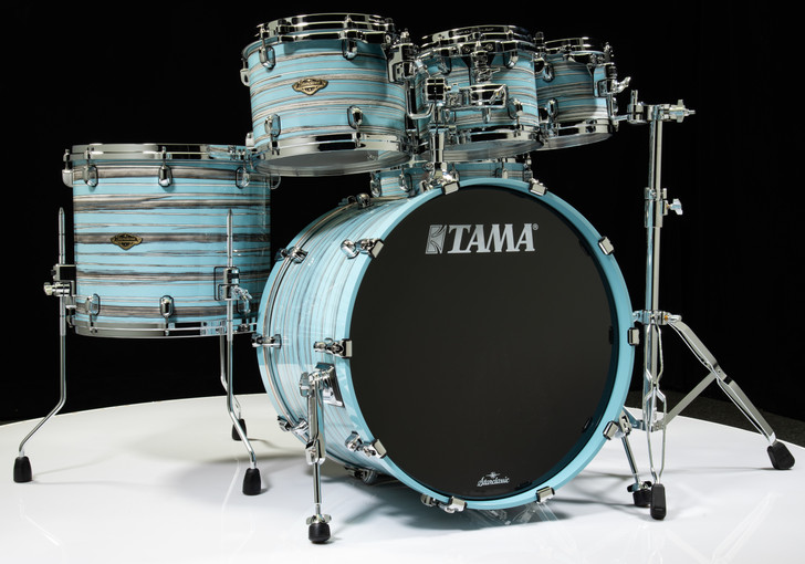 Tama Starclassic 5pc Shell Pack  - Arctic Blue Oyster (8/10/12/16/22)