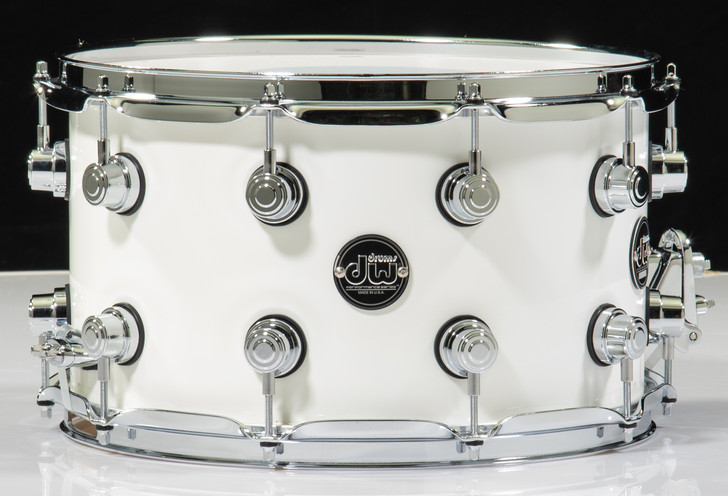 DW Performance Series 8x14 - Gloss White Lacquer
