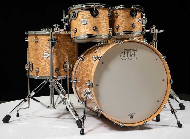 DW Design Series Drum 5pc Shell Pack - Special Edition Tamo Ash
