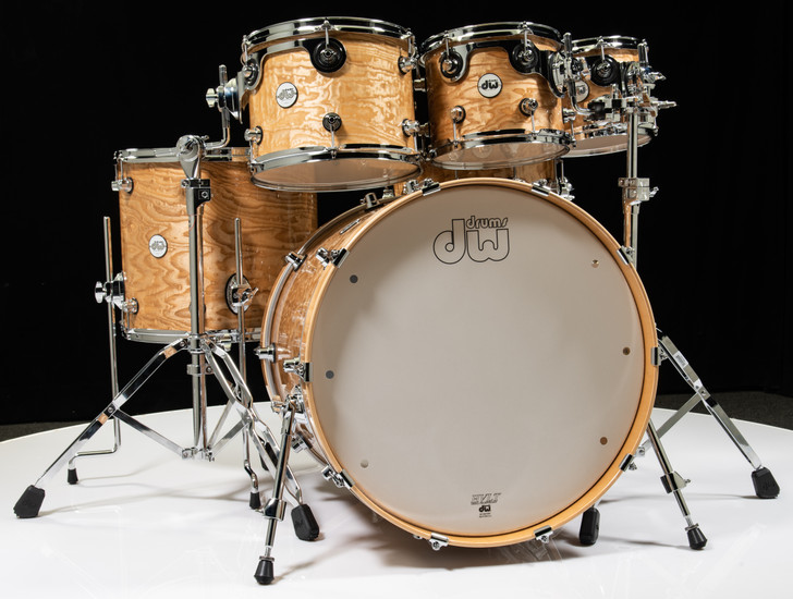 DW Design Series Drum 6pc - Special Edition Tamo Ash