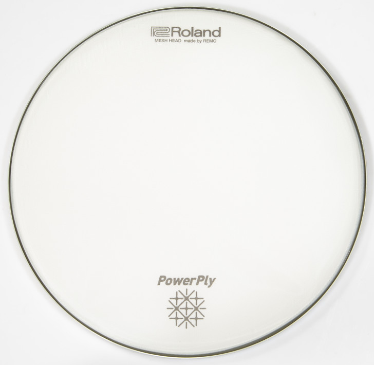"Roland MH2-12 PowerPly 12"" dual ply mesh head"
