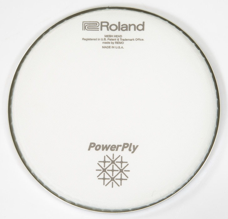 "Roland MH2-8 PowerPly 8"" dual ply mesh head"