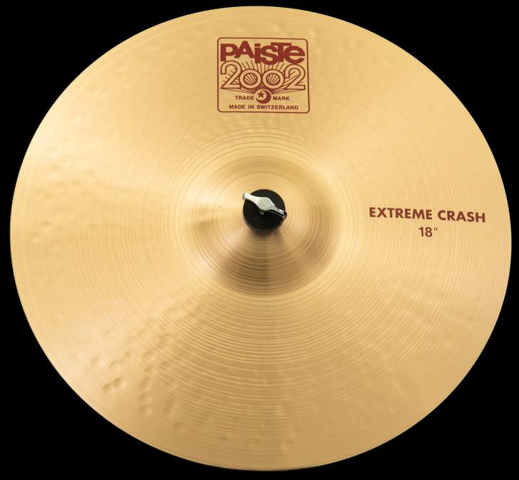 "Paiste 18"" 2002 Extreme Crash"