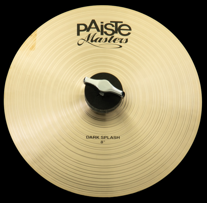 "Paiste 8"" Masters Dark Splash"