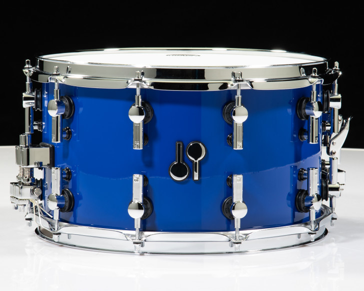Sonor SQ2 Snare Drum 14x8 Ultra Marine RAL 5002