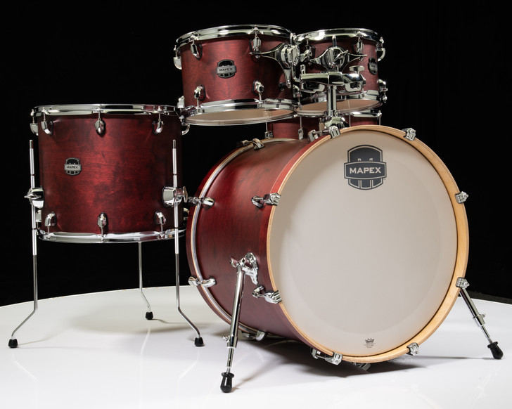 Mapex Mars Special Edition 5pc Shell Pack 2020 - Cherry Red