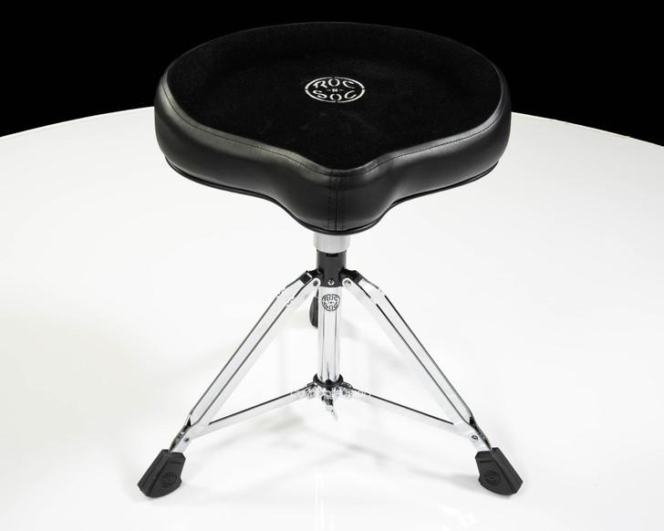 Roc-n-Soc Manual Spindle Original Saddle Seat Black