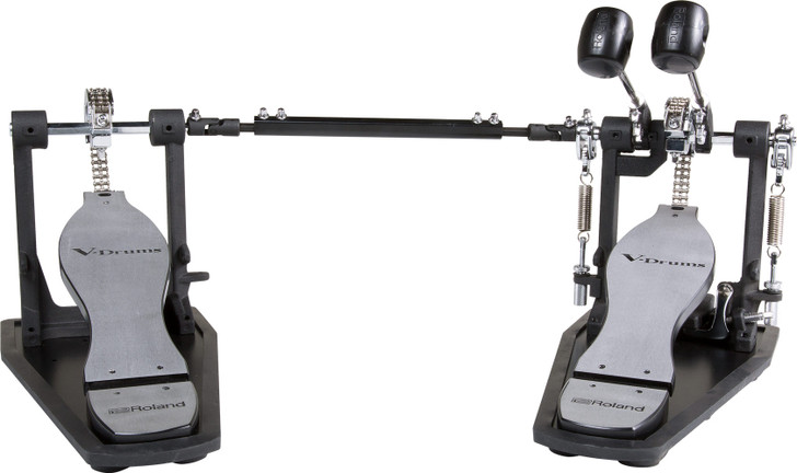 Roland Double Kick Drum Pedal with Noise Eater Technology