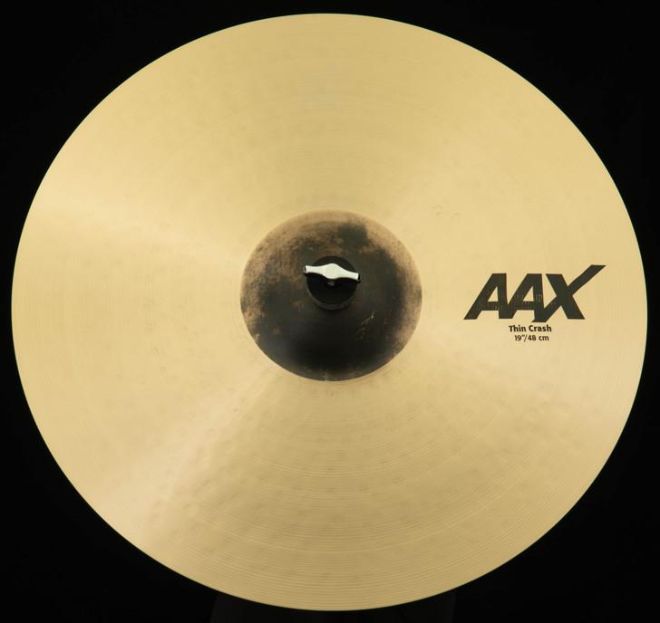 """Sabian AAX 19""""  Thin Crash"""