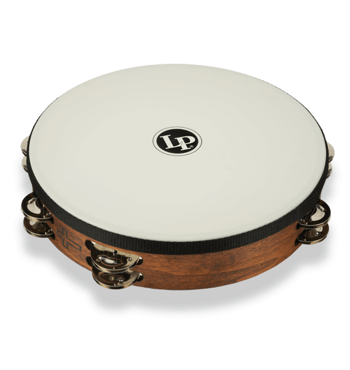 LP Latin Percussion Worship Tambourine