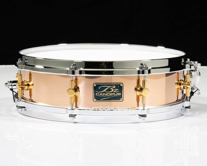 Canopus 4x14 Bronze Piccolo Snare