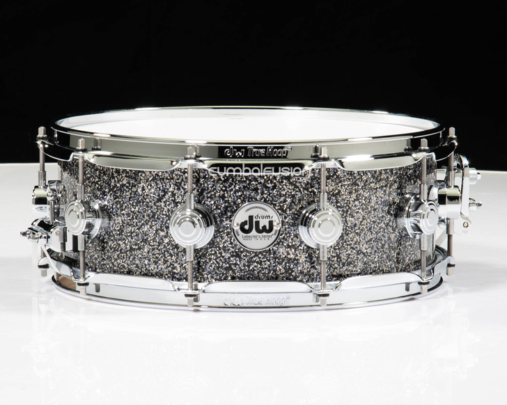 DW Collector's Series Snare 5x14 - Black Galaxy