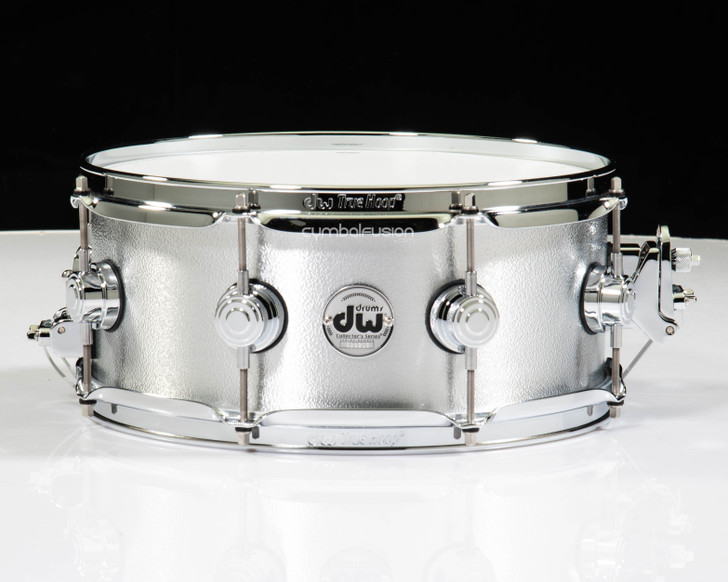 DW Collector's Series Wrinkled Aluminum 3mm 5.5x13 Snare