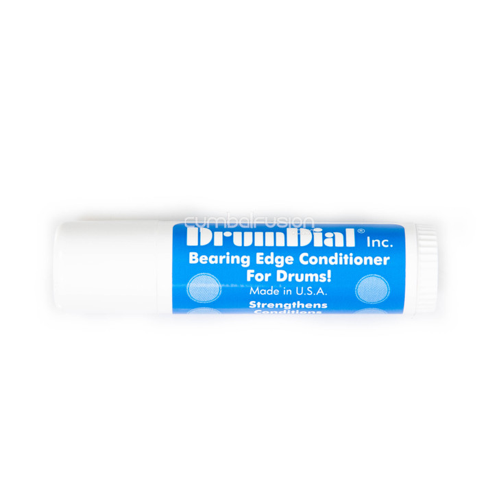 Drumdial Bearing Edge Conditioner for Easy Snare Strap Glide