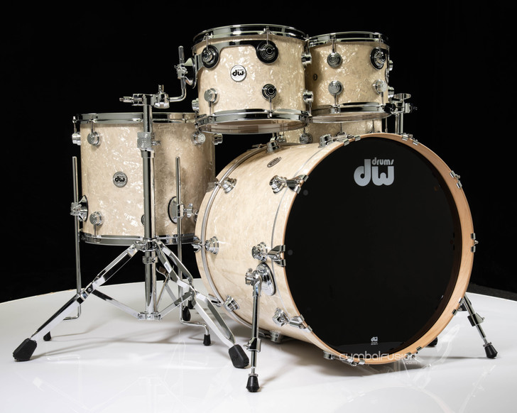 DW Collector's 5pc Maple Shell Pack - Vintage Marine