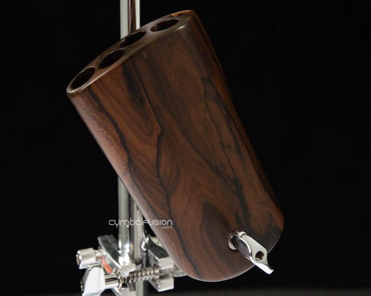 Artisan Customs Ziricote 2-pair Stick Holder