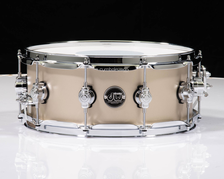 DW Performance Series 5.5x14 Snare - Gold Mist