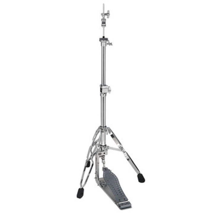 DW Machined Direct Drive Hi-Hat 3-Legs Extended Footboard