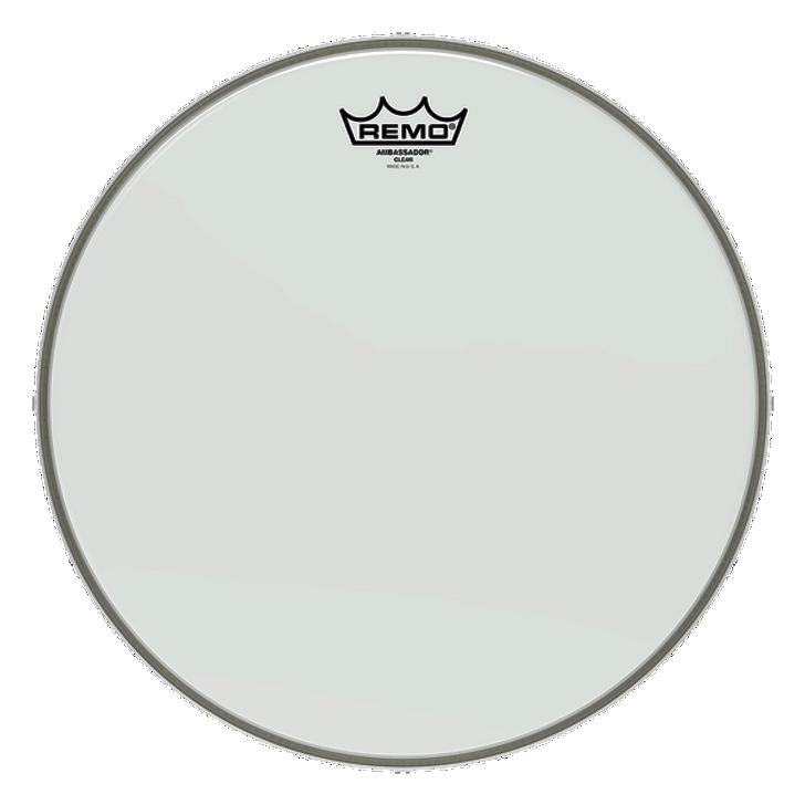 "Remo Ambassador Clear 18"" Drum Head"