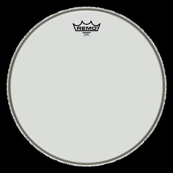"""Remo Emperor Clear 18"""" Drum Head"""