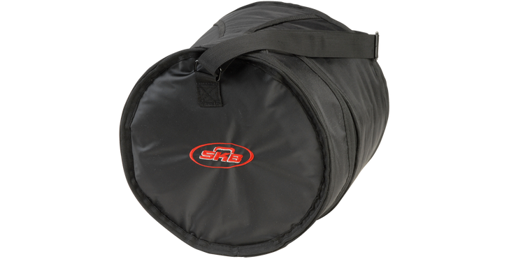 "SKB 1SKB-DB0812 8"" x 12"" Tom Bag Soft Case"