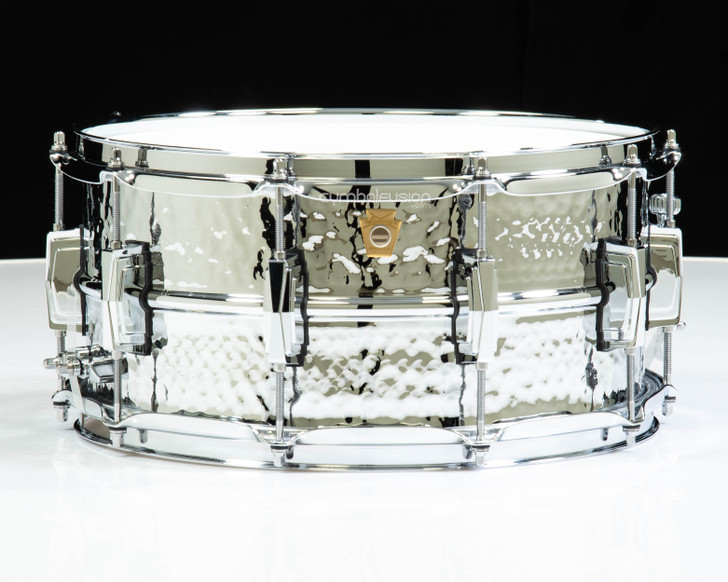 Ludwig 6.5x14 Supraphonic Hammered Snare Drum