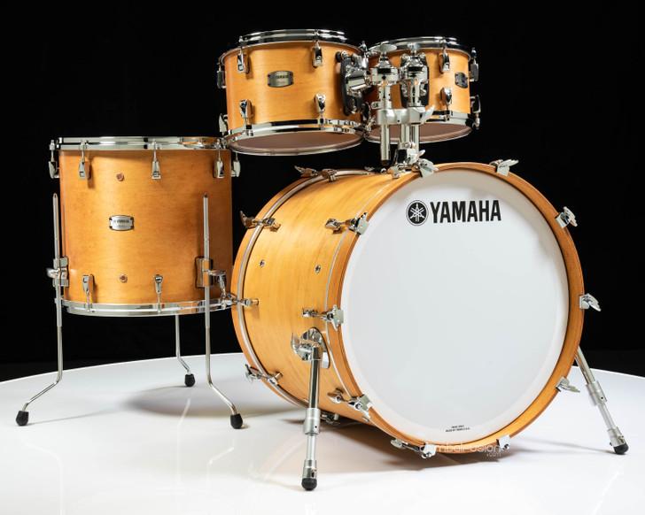 Yamaha Absolute Hybrid Maple 4pc 10/12/16/22 Vintage Natural