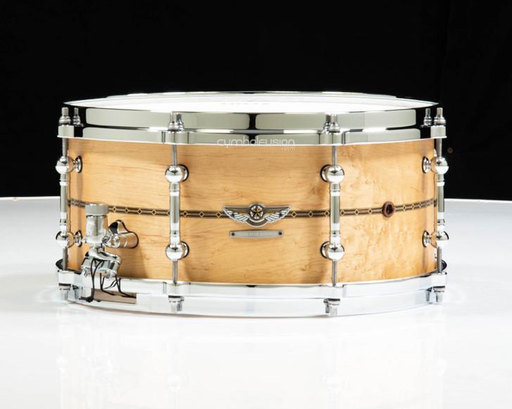 Tama Star Reserve Solid Birdseye Maple 14x6.5 Snare Drum