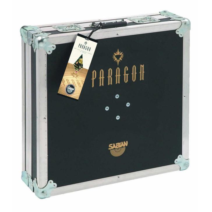 Sabian Paragon Neil Peart Complete Set Brilliant w/Flight Case