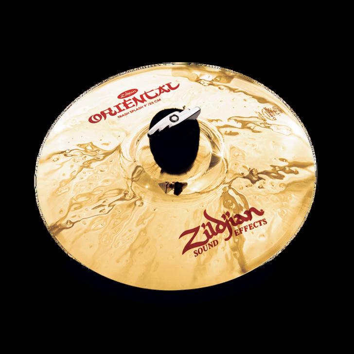 "Zildjian 11"" Oriental Trash Splash Cymbal"