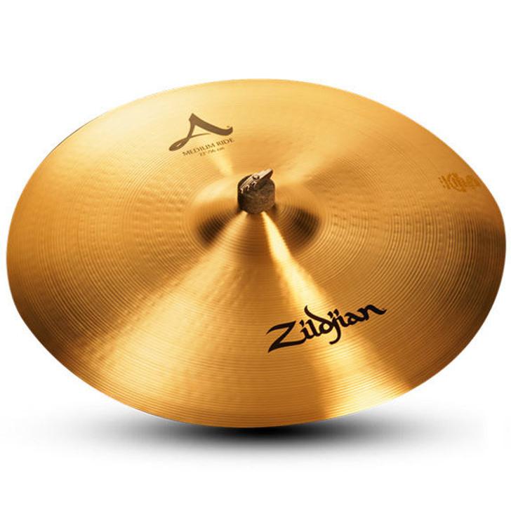 """Zildjian A 22"""" Medium Ride Cymbal"""