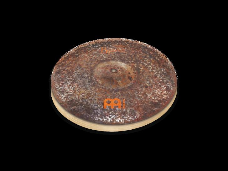 "Meinl Byzance Extra Dry 14"" Medium Hihat, pair"