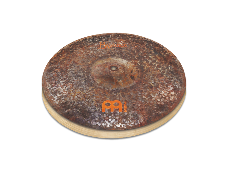 "Meinl Byzance Extra Dry 16"" Medium Thin Hihat, pair"
