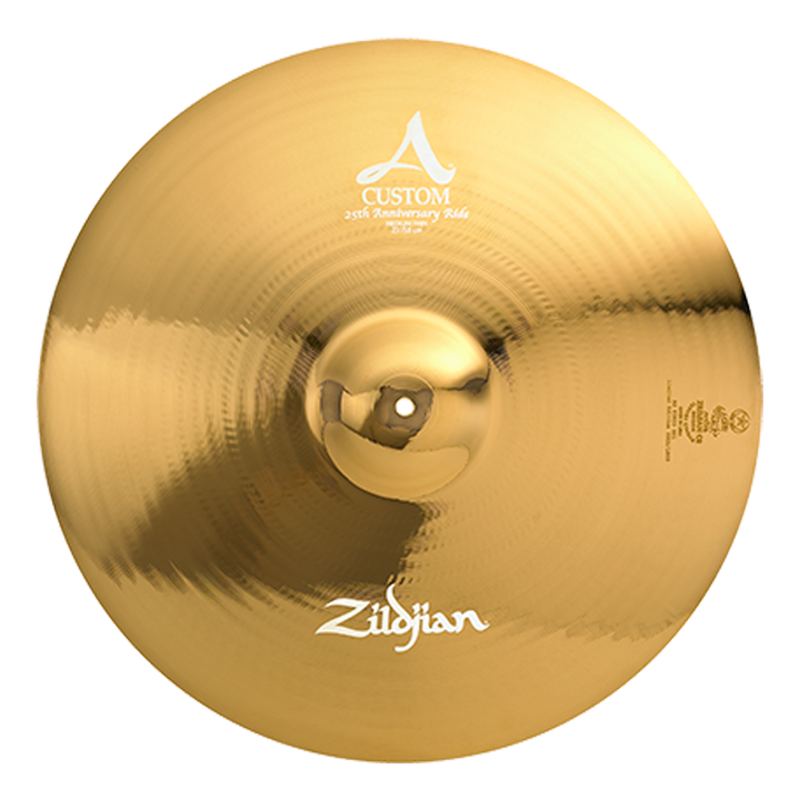 "Zildjian 23"" A Custom limited Edition 25th Anniversary Ride Cymbal"