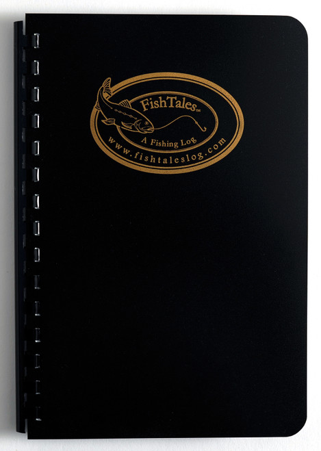 FishTales Fly Fishing Log Book a handy fishing resource.