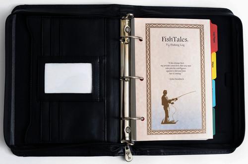 FishTales Ladies Fly Fishing Log Book