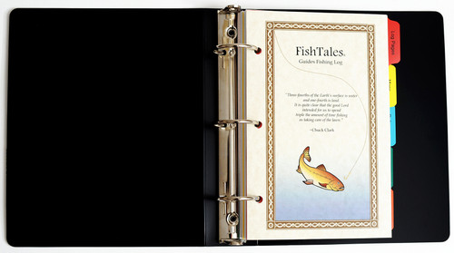 FishTales Guides Poly Fishing Log Book - a guides secret weapon for finding the fish.