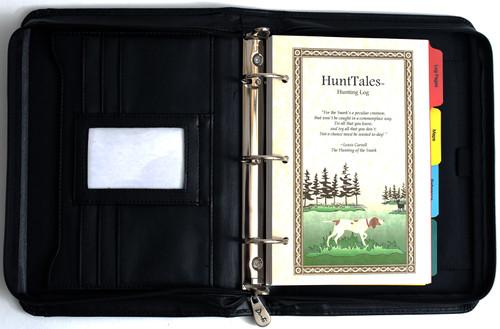 HuntTales Hunters Hunting Log Book