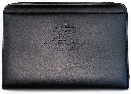 HuntTales Hunting Log Book a handsome and durable hunting log.