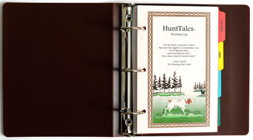 HuntTales Lady Hunters Hunting Log Book