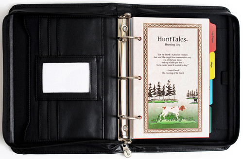 HuntTales Ladies Hunting Log Book