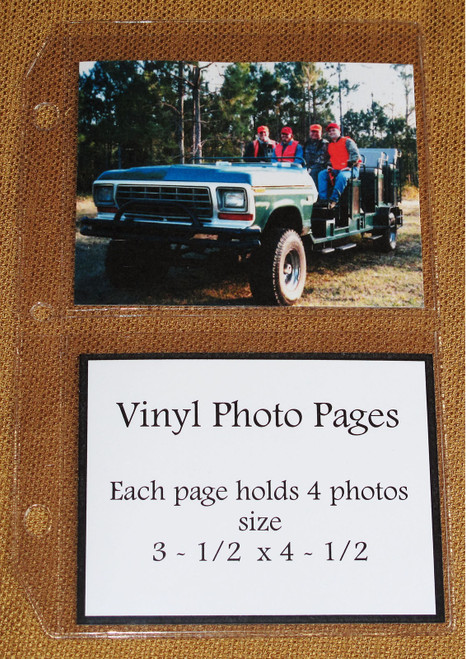 HuntTales Photo Pages